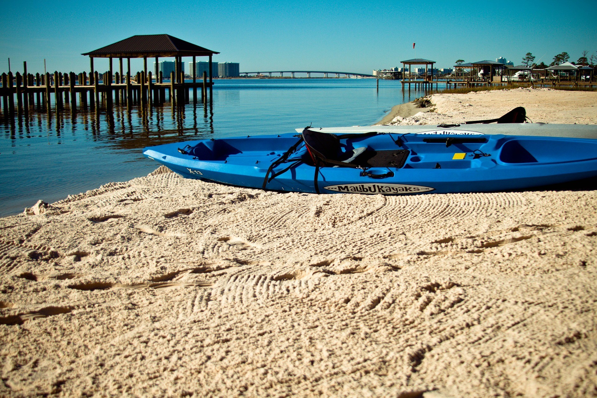 How to Pedal Kayak on the Ocean