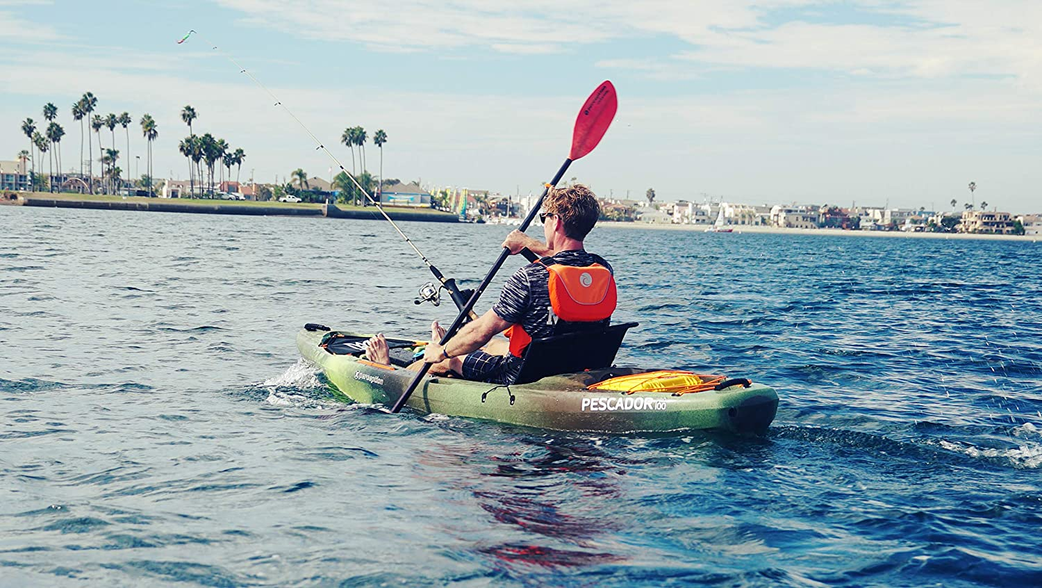 Perception Pescador Pro 10 Fishing Kayak Review