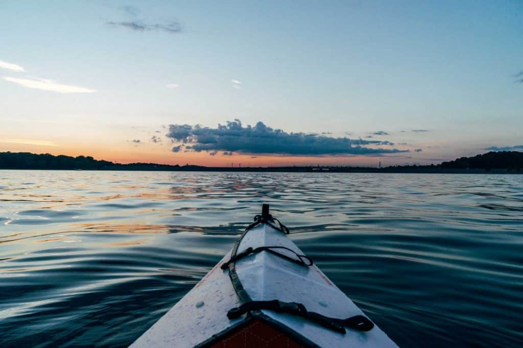 How to get started pedal kayaking