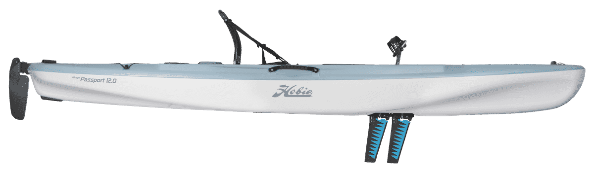 Hobie Mirage Passport 12 Kayak Review